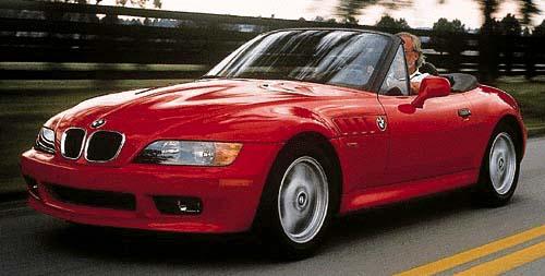 World Car Kia >> 1997 BMW Z3 Review