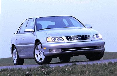 2000 Cadillac Catera Review