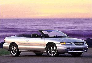2000 chrysler sebring jxi convertible owners manual