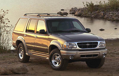 2000 ford explorer review
