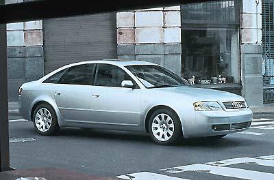 2000 Audi A6 Review