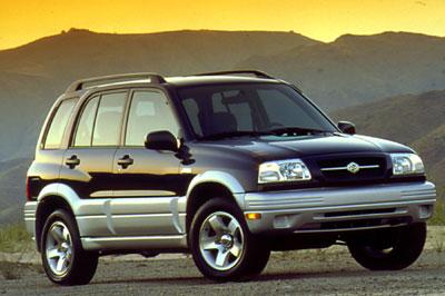 Suzuki vitara 2000 review