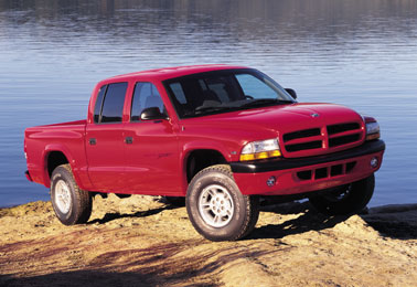 Dodge Durango Used >> 2000 Dodge Dakota Review