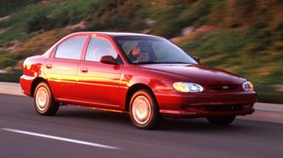 2000 kia sephia review rh newcartestdrive com Kia Sportage 1995 Kia Sephia