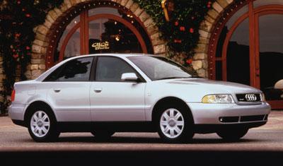 2000 audi a4 review rh newcartestdrive com Audi A4 2.0T 2003 Audi A4 Quattro