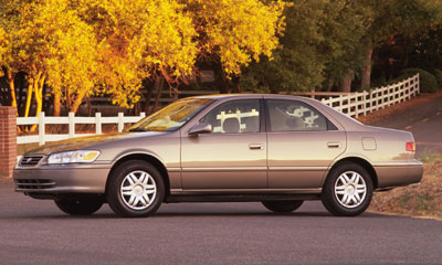 Charming 2000 Toyota Camry