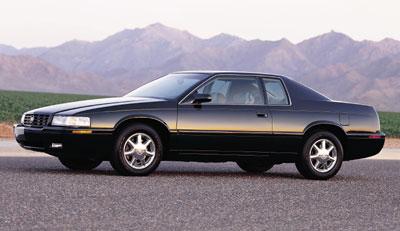 2000 Cadillac Eldorado Review