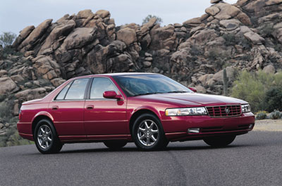 2000 Cadillac Seville Review