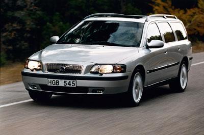 2001 Volvo V70 Review