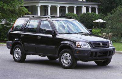 New Mercedes Minivan >> 2000 Honda CR-V Review
