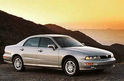 2000 Saturn Ls >> 2000 Mitsubishi Diamante Review