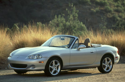 2001 Mazda Miata Review