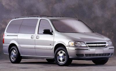 2001 Chevrolet Venture Review