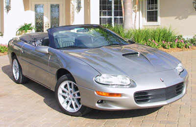 2001 Chevrolet Camaro Review