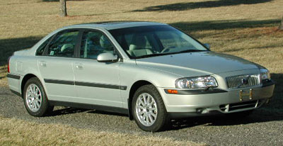 2001 Volvo S80 Review