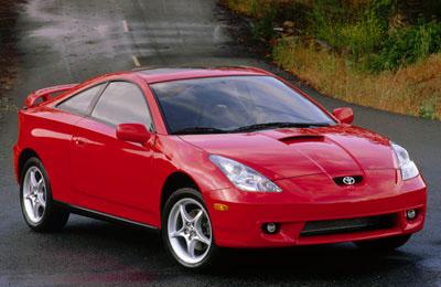 2001 Toyota Celica Review