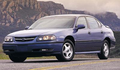 2001 chevrolet impala review 1987 Chevrolet Impala 2001 chevrolet impala