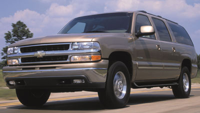 Tremendous 2001 Chevrolet Suburban Review Caraccident5 Cool Chair Designs And Ideas Caraccident5Info