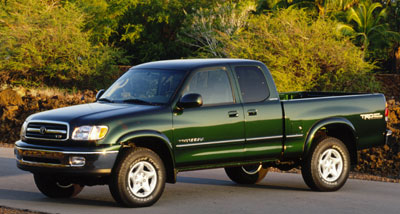 2001 Toyota Tundra Review