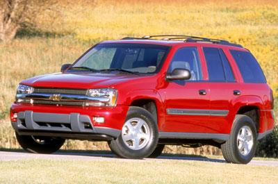 2002 Chevrolet Trailblazer Review