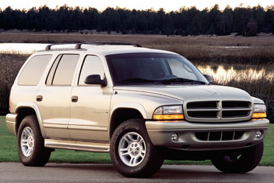 Dodge Durango Used >> 2001 Dodge Durango Review
