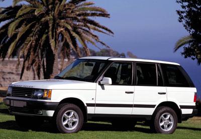2001 Land Rover Range