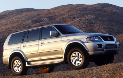 2001 Mitsubishi Montero Sport Review