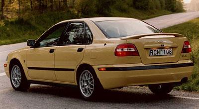 2001 s40 volvo