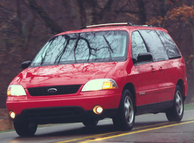 2001 ford windstar review 2001 ford windstar review