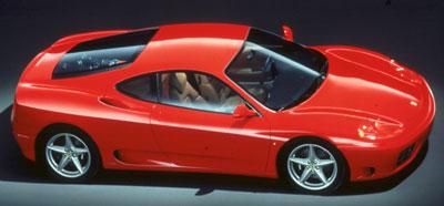 2002 Ferrari 360 Modena Review