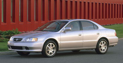 2001 Acura 3.2 TL Review