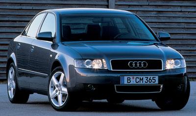2002 Audi A4 Review