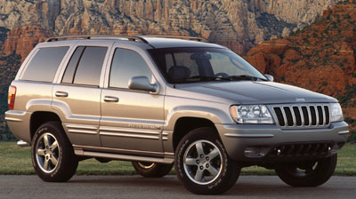 2002 Jeep Grand Cherokee Review