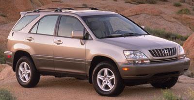 2002 Lexus RX 300 Review