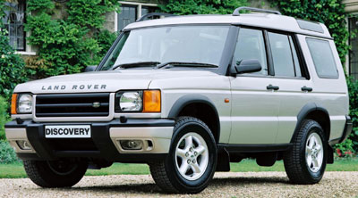 2002 Land Rover Discovery Review