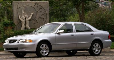 New Nissan Maxima >> 2002 Mazda 626 Review