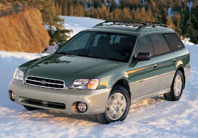 2002 Subaru Outback Review