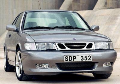 2002 Saab 9 3