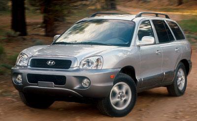 2002 Hyundai Santa Fe Review