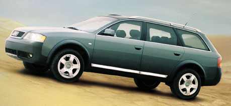 Audi Allroad Review - Audi allroad ground clearance
