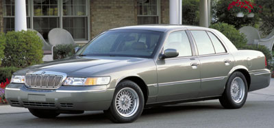 2002 Mercury Grand Marquis Review
