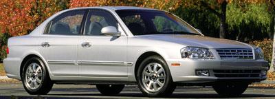 2002 Kia Optima