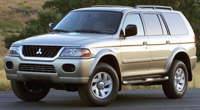 2002 Mitsubishi Montero Review