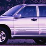 2002 Chevrolet Tracker Review