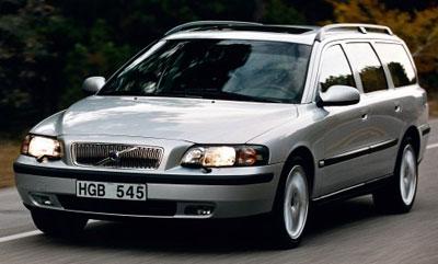 2002 Volvo V70 Review