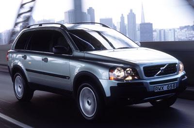 2003 volvo xc90 review