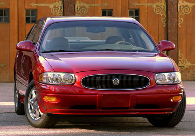 Lesabre Hero on 2003 Buick Lesabre Limited Edition