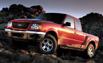 2003 Ford Ranger Review