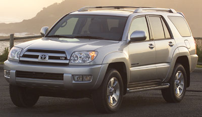 Superior 2003 Toyota 4Runner