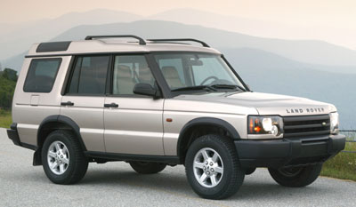 2003 Land Rover Discovery Review